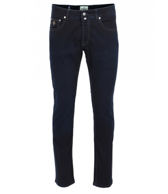 Blå Morris Jeans 64 blue