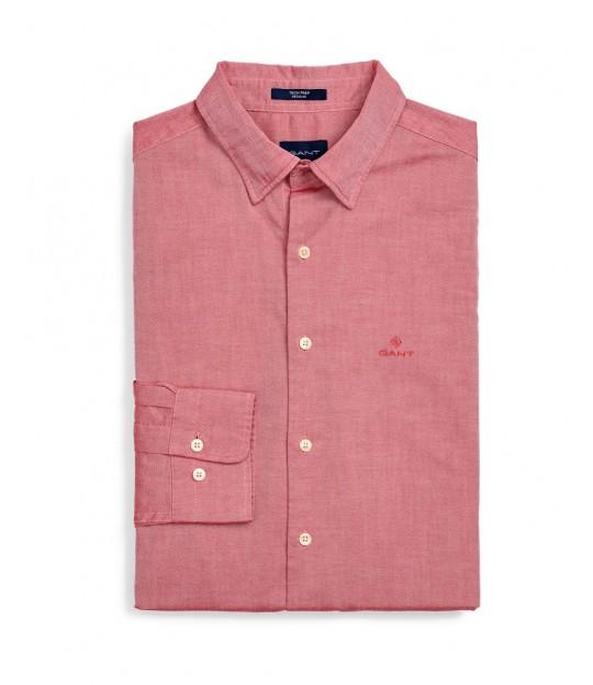 Tp Oxford Plain Reg hbd Red