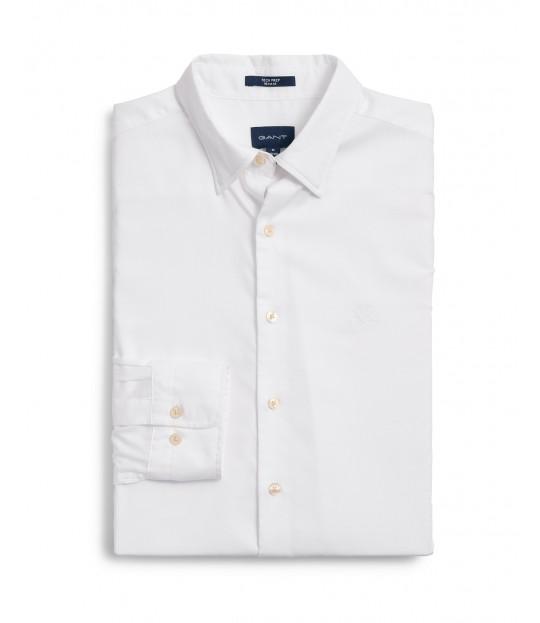 Tp Oxford Plain Reg hbd White