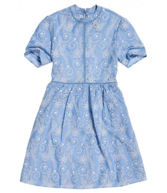 Shelly Schiffli Dress