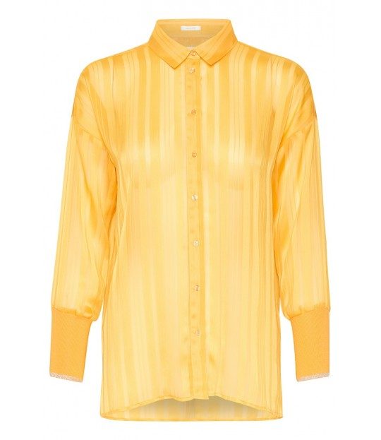 Hollis Bluse Yellow