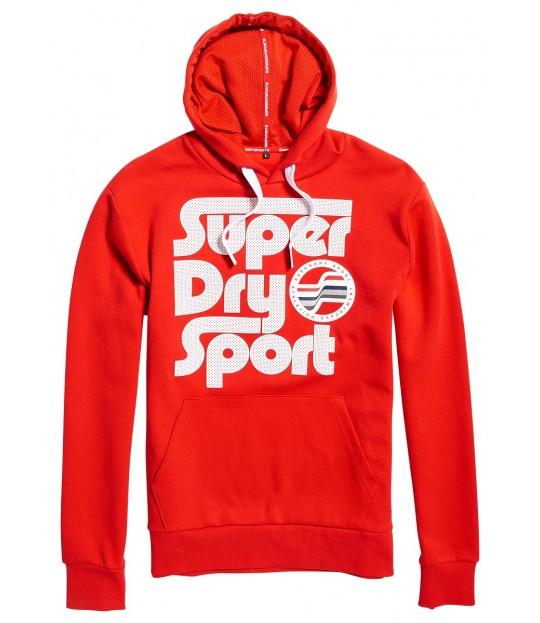 Surf Sport Hood Red