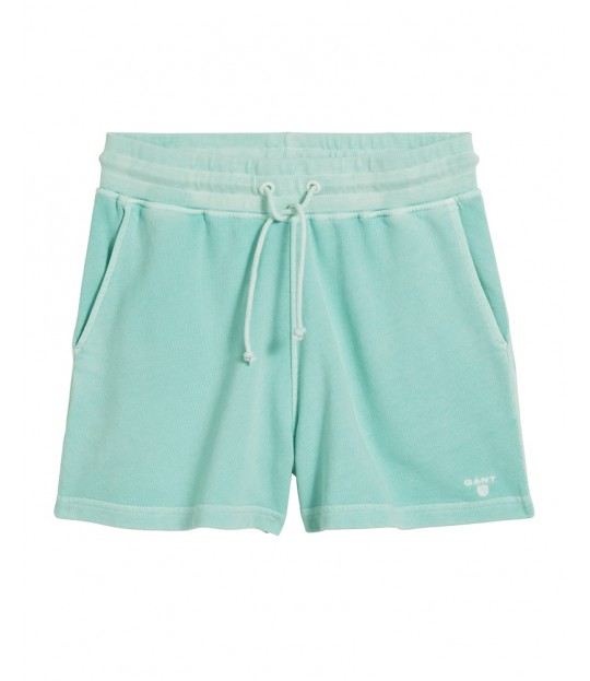 Sunbleached Shorts Bay Green