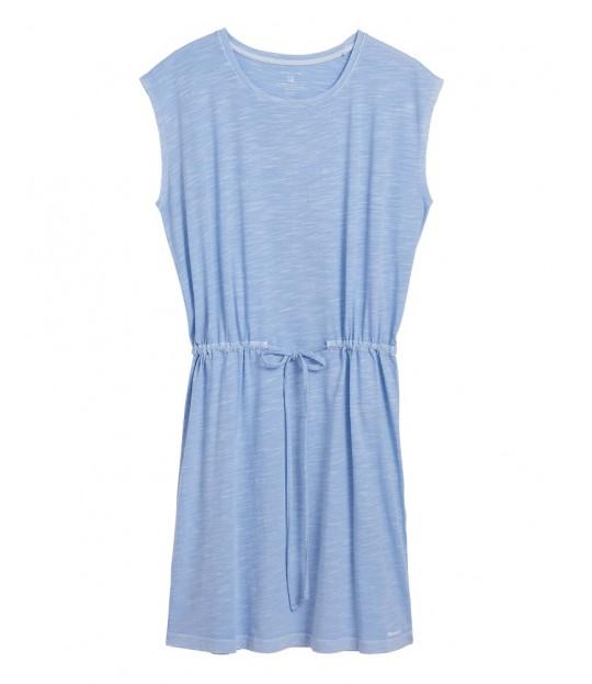 Sunbleached Dress Capri Blue
