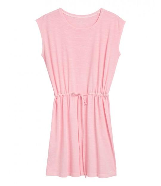 Sunbleached Dress Califorina Pink