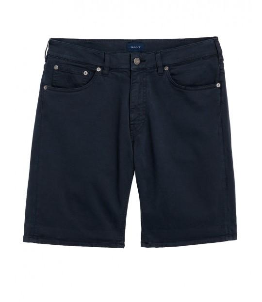Regular Desert Shorts Navy