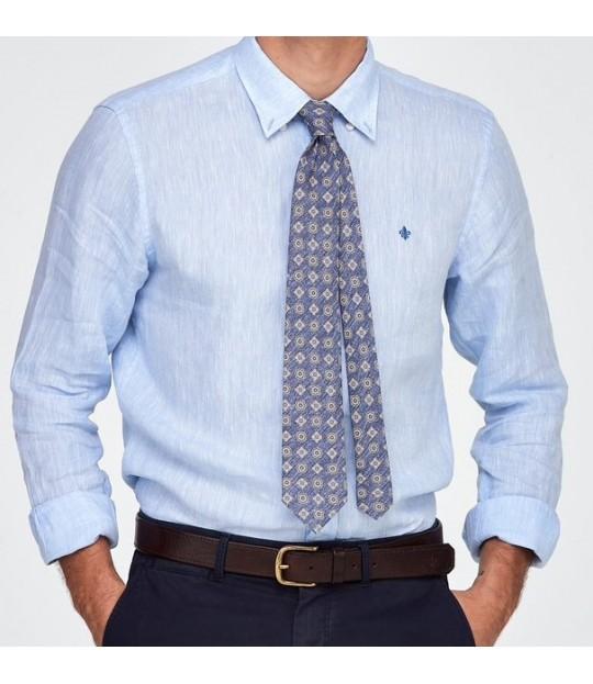 Douglas Shirt Light Blue