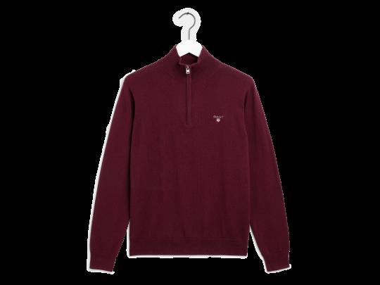 Cotton Wool Half Zip